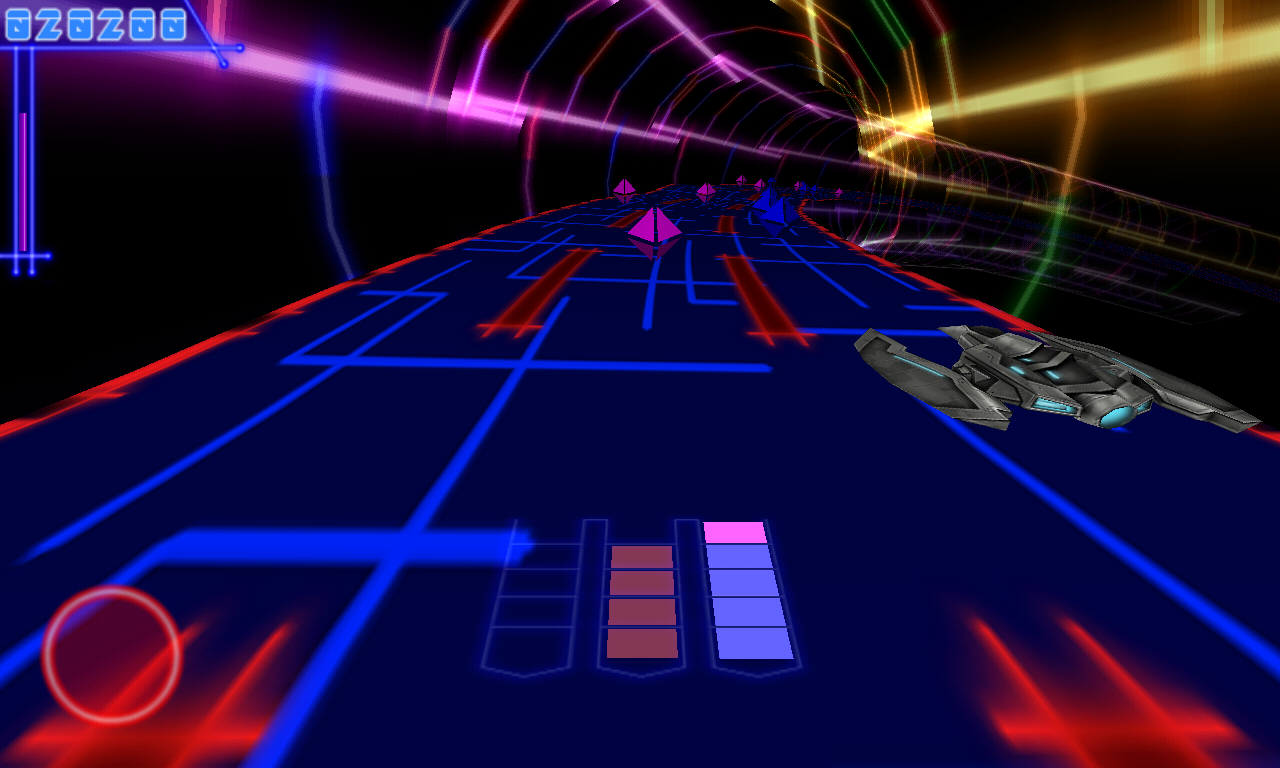 Music Ride 2- screenshot