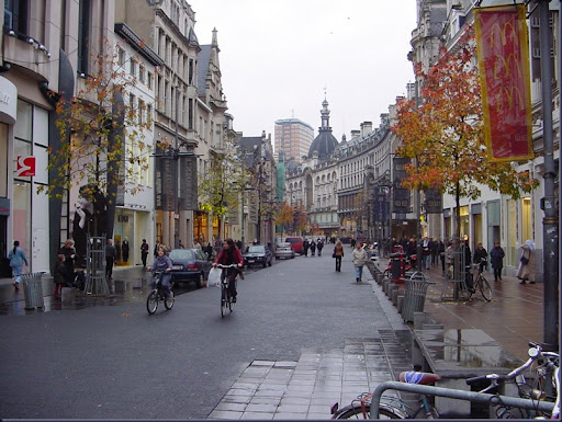 007_Antwerp - Downtown