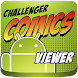 Challenger Comics Viewer