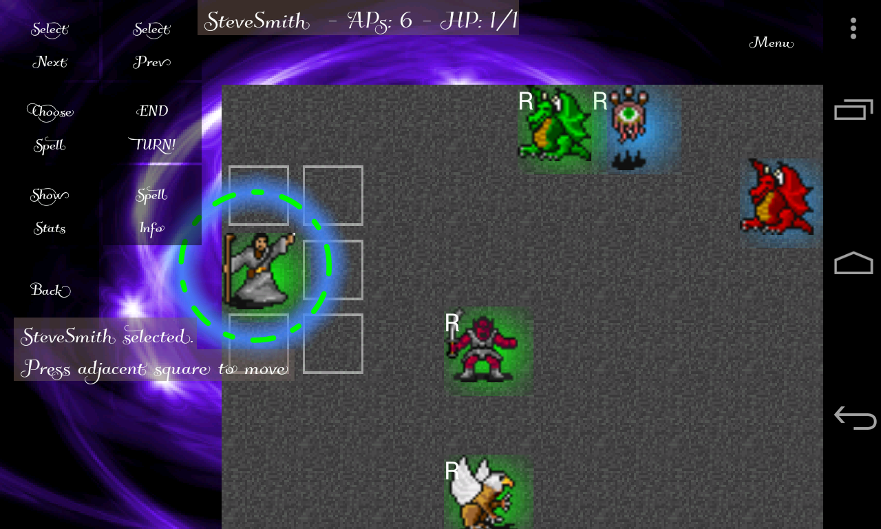 Sorcerers MOBA (Free) - screenshot
