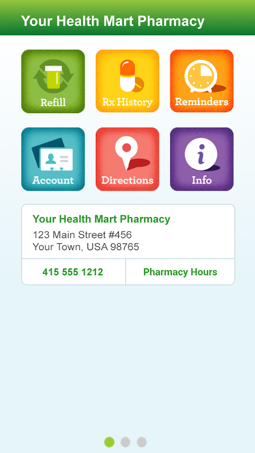 Health Mart- screenshot