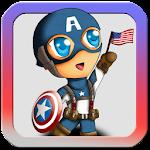 Super Hero Slide Puzzle Game