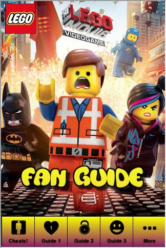 Lego Movie Game Fan Guide