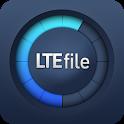 LTE파일 모바일앱 오픈~! LTE속도로 감상하자! icon