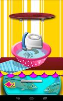 Screenshot of Fish & Chips Maker - Cooking