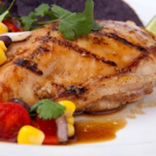 Mercedes Mobuis's Crockpot Salsa Chicken