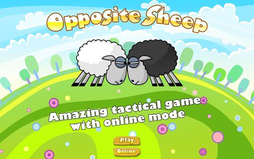 Opposite Sheep