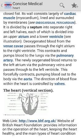 Oxford Medical Dictionary TR 4.3.136 screenshot 75389
