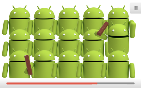Android KitKat Challenge - screenshot thumbnail