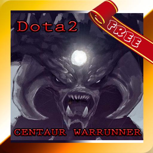 Centaur Warrunner Guide LOGO-APP點子