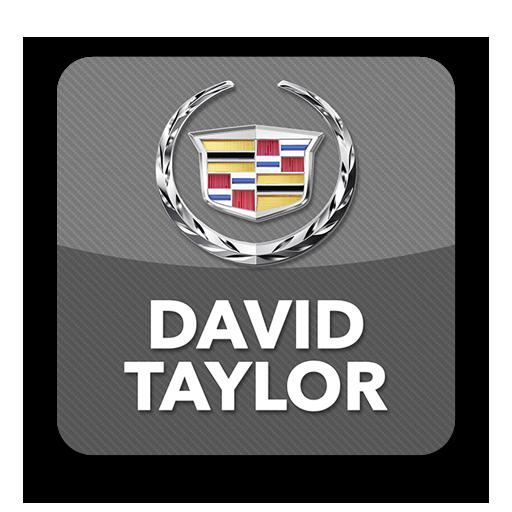 David Taylor Cadillac LOGO-APP點子