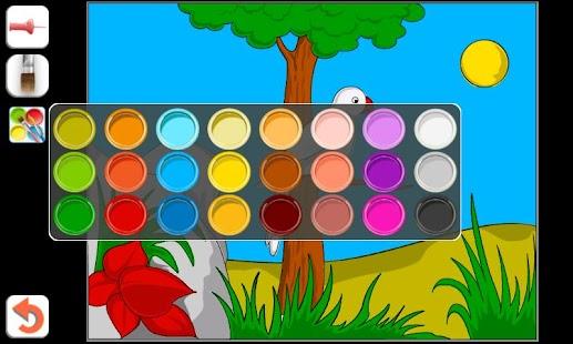 Kids Paint & Color Lite- screenshot thumbnail