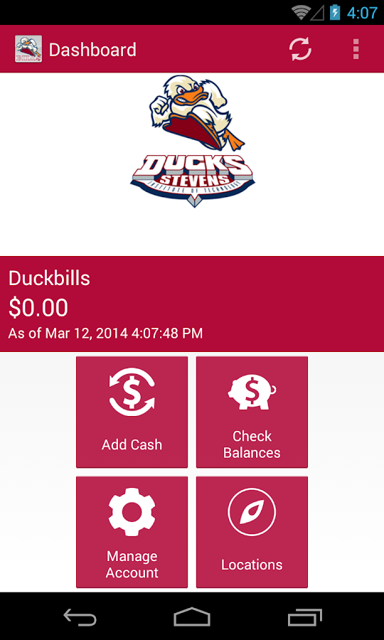 Stevens Duckbills - screenshot