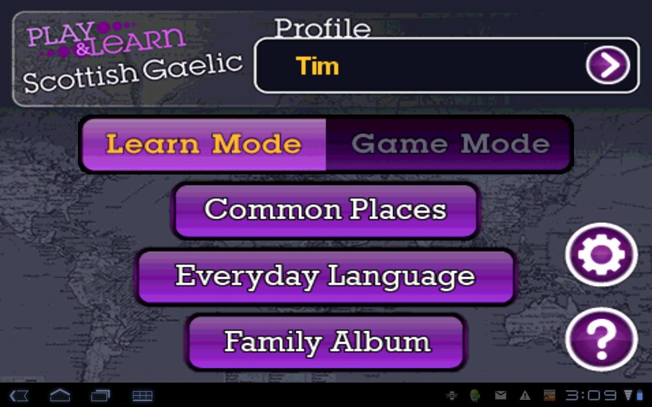 Play and Learn Gaelic- screenshot