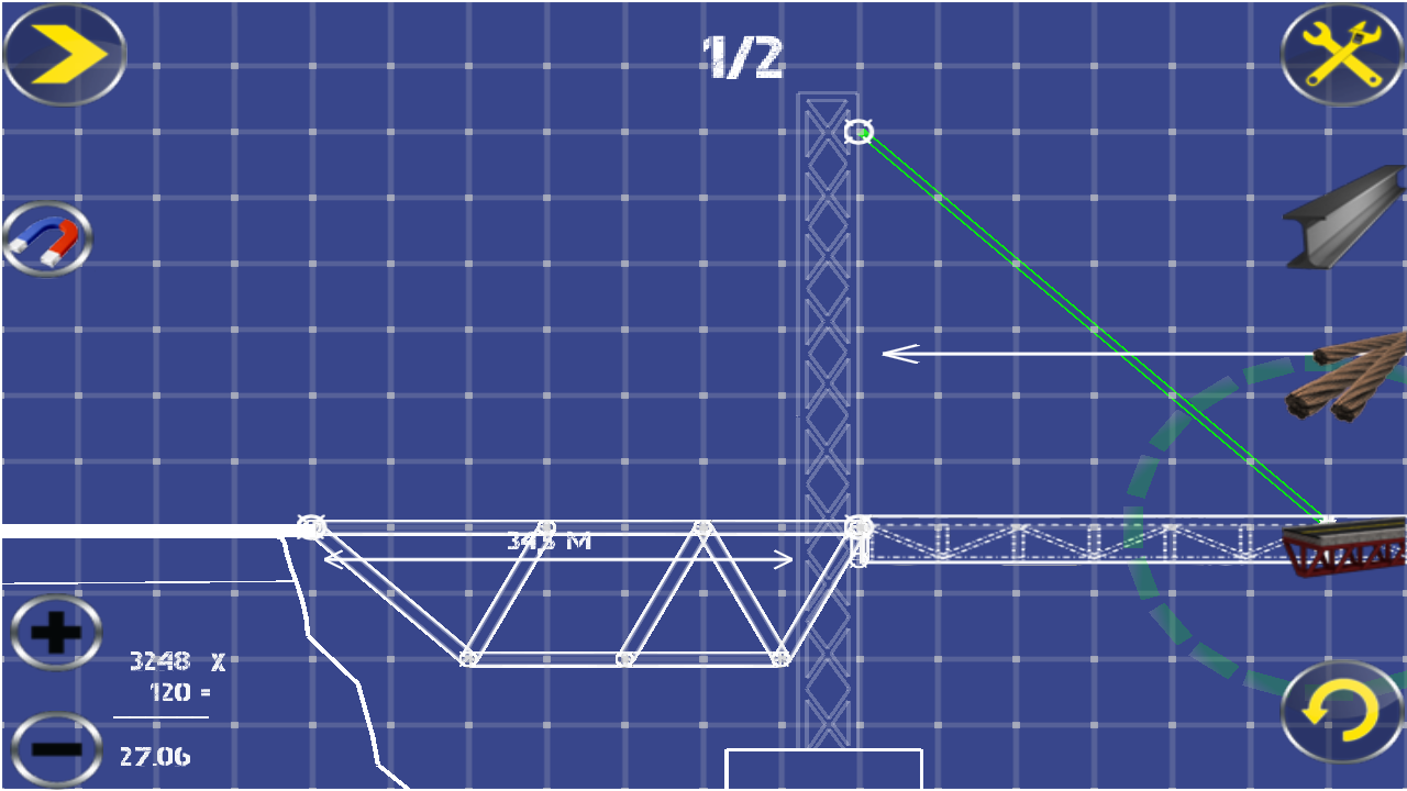 Bridge Architect Lite- screenshot