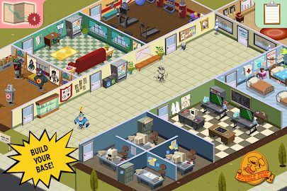 Middle Manager of Justice Screenshot 2