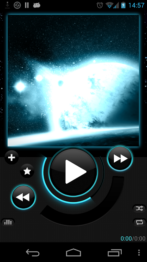 Astro Player Pro - screenshot