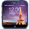 Rainy Paris Lock Screen 4.0 Apk