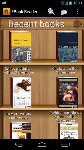电子书阅读器专业版