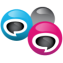 Group & Web Texting icon