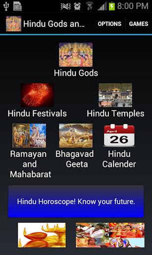 Hindu Gods and History