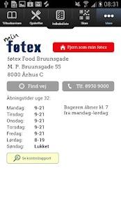 føtex Indkøbshjælp- screenshot thumbnail