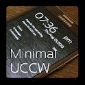 Minimal theme UCCW skin icon
