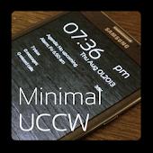 Minimal theme UCCW skin