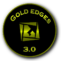TSF Shell Theme Gold Edges 3.0 icon