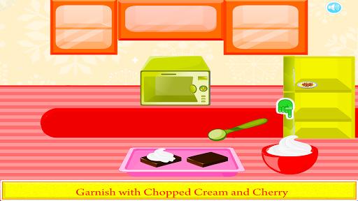 Ice Cream Cake Cooking Games