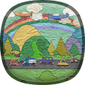 Paperland Live Wallpaper icon