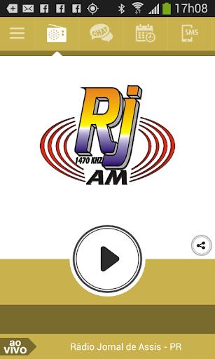 Rádio Jornal de Assis - PR