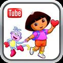 Dora Tube icon