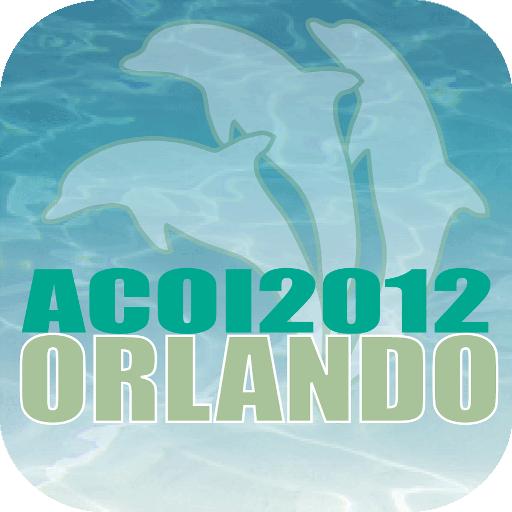 ACOI 2012 通訊 App LOGO-APP試玩