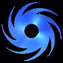 Vortex Planetarium – Astronomy logo