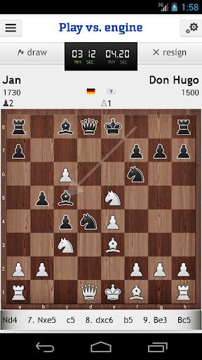 Chess - play, train & watch 1.4.4 screenshots 2