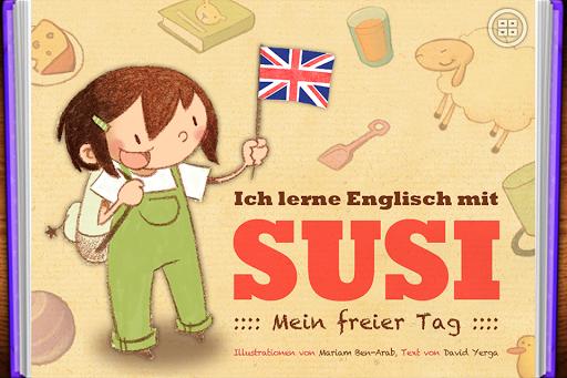 Ich lerne Englisch mit Susi
