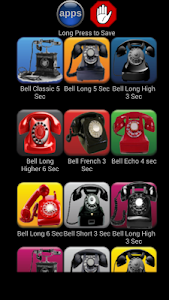 LOUD Telephone Ringtones screenshot 4