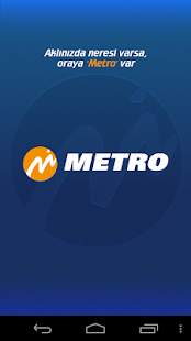 MetroTurizm Online Ticket Sale - screenshot thumbnail