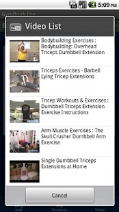 GymBook Pro Fitness & Workout - screenshot thumbnail