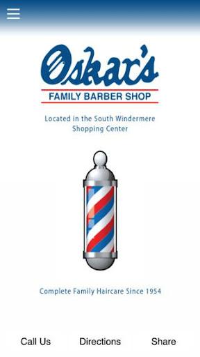 Oskar's Family Barbershop
