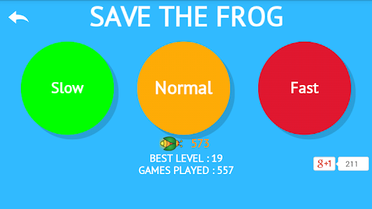 Save the frog hero v1.1.5