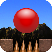 Bounce Ball- 2D Red Ball Game