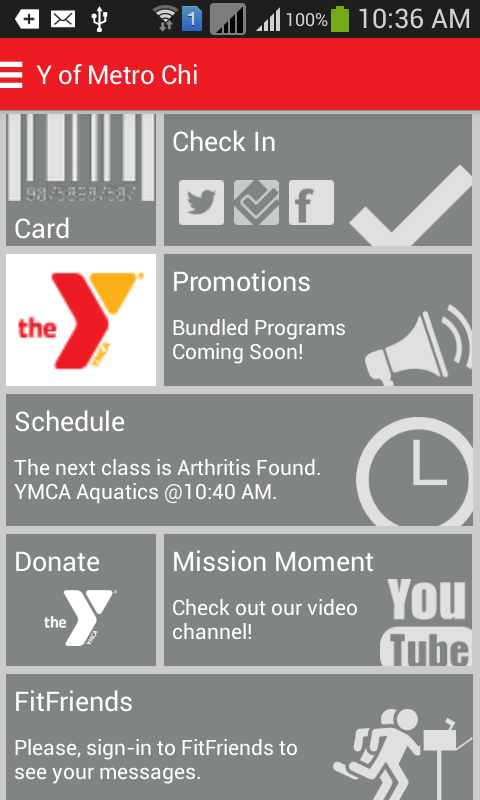 how to get a new ymca card