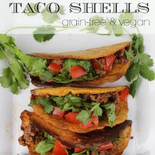 Paleo Taco Shells.