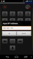 Screenshot of Universal Remote