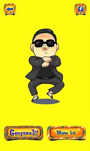 Gangnam Tutorial - screenshot thumbnail