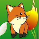 Dancing Foxkeh Widget Free logo