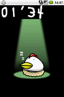 Screenshot of ChickenTimer for Android