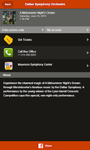 Dallas Symphony Orchestra- screenshot thumbnail